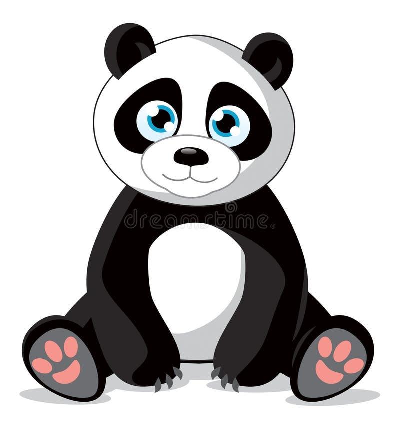 Download Panda illustration stock vector. Illustration of cartoon - 33740973