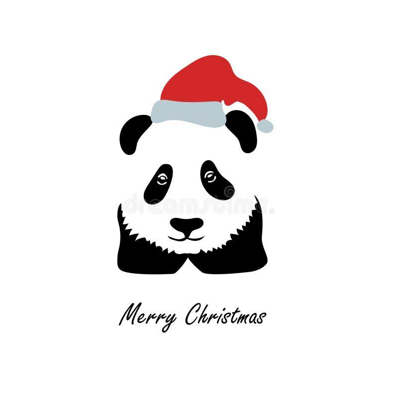 Panda logo ilustracji