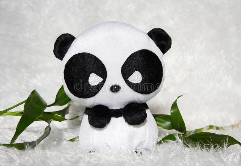 Download Panda toy stock image. Image of softness, childhood, canivore - 3778999