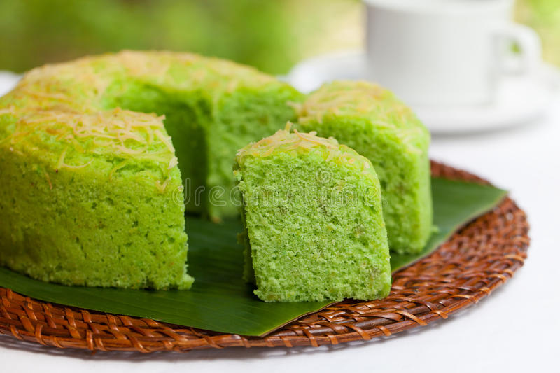 Indonesian Coconut Cake