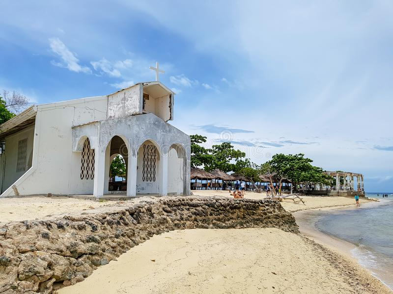 From the cebu island of Pandanon in the Philippines royalty free stock images