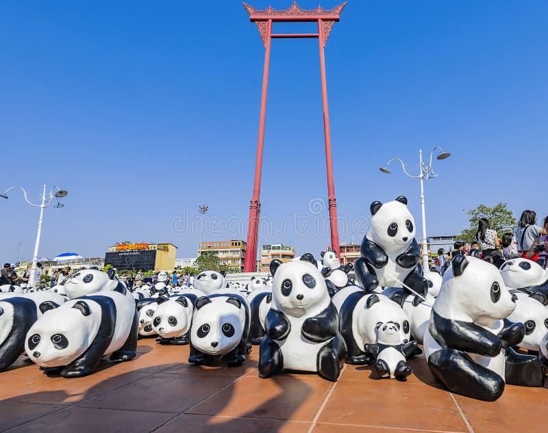 pandas stock afbeeldingen