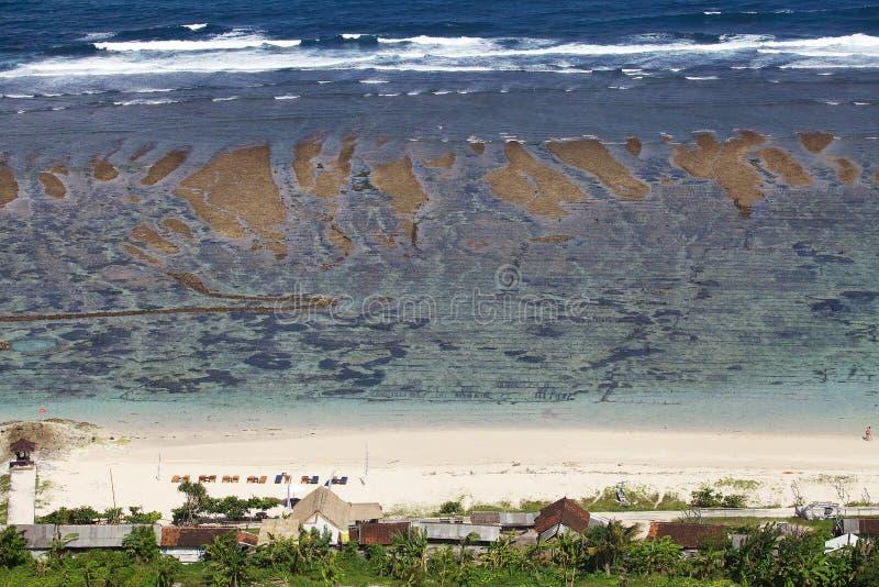 Pandawa plaża fotografia royalty free