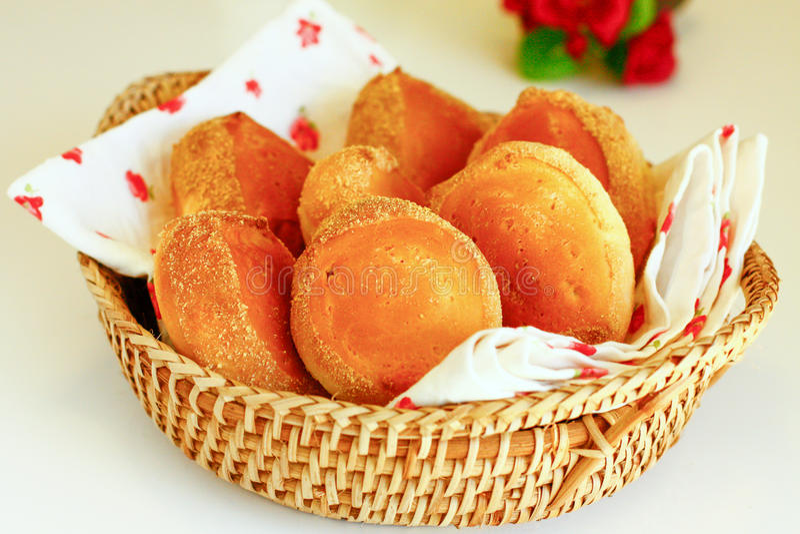Pandedsals-Brot stockfotografie