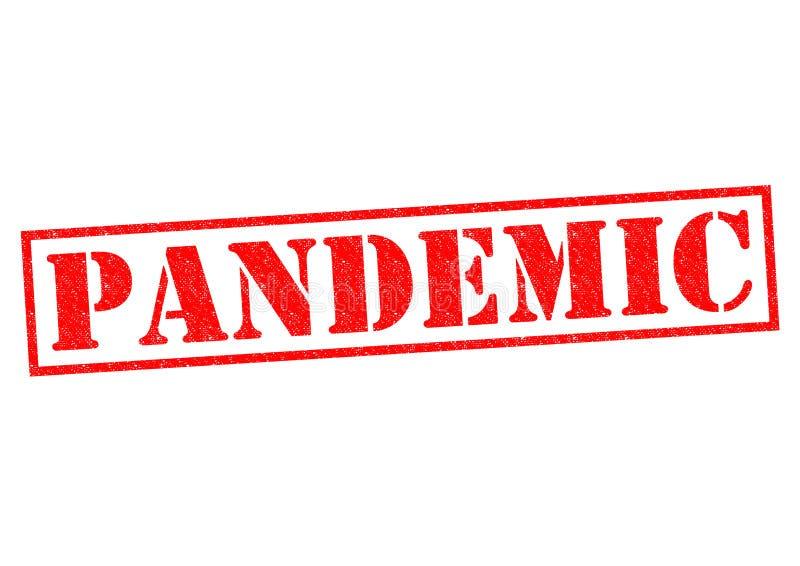 pandemic ilustração royalty free