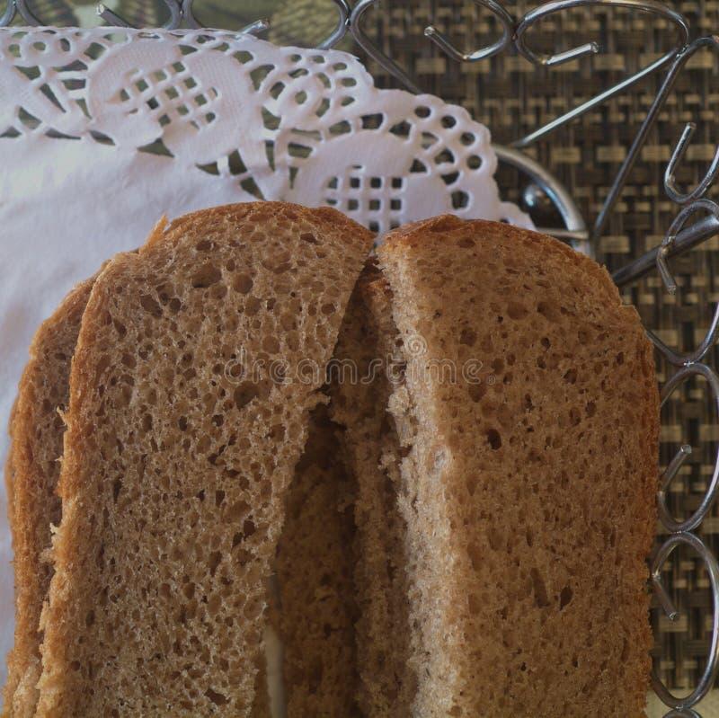 Pane al forno fresco immagine stock