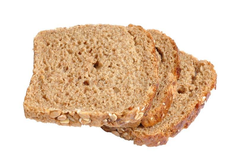 Pane con i semi fotografia stock libera da diritti