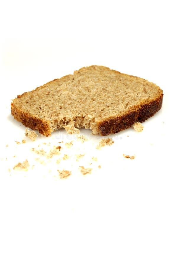Pane con le briciole (4) immagine stock