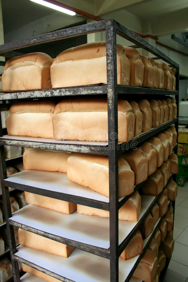 Pane del forno immagini stock