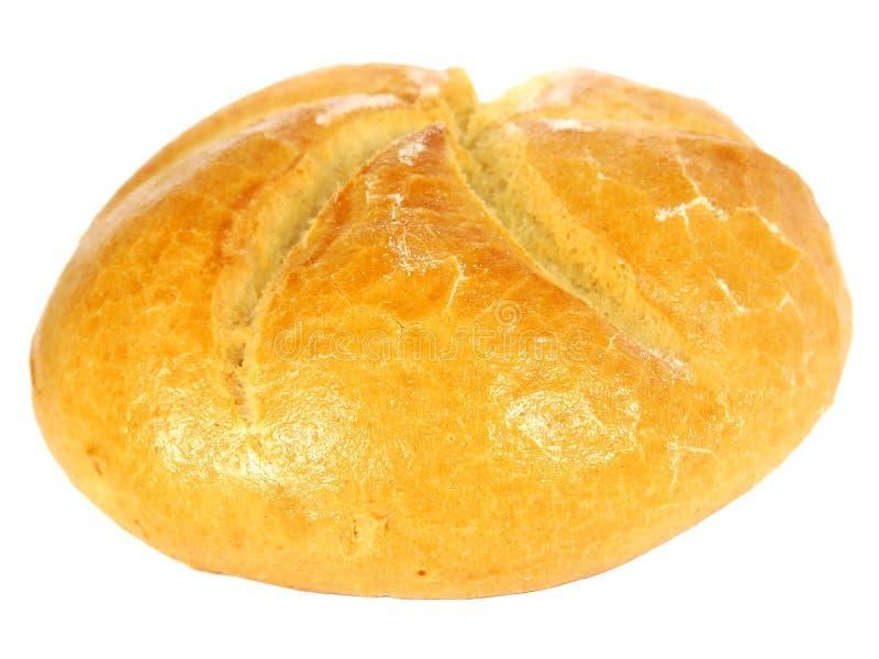 Pane del panino tondo immagine stock libera da diritti