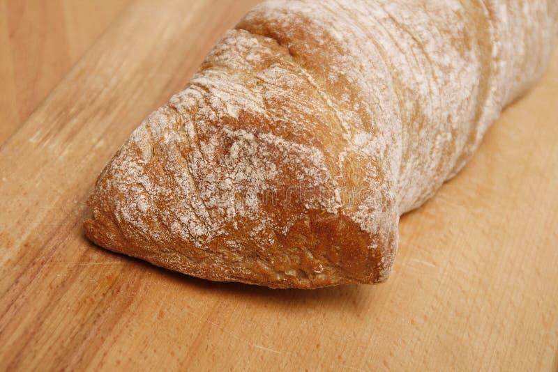 Pane di ?iabatta fotografia stock libera da diritti