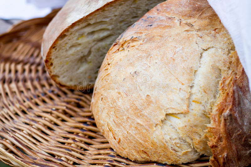 Pane di Freash immagini stock
