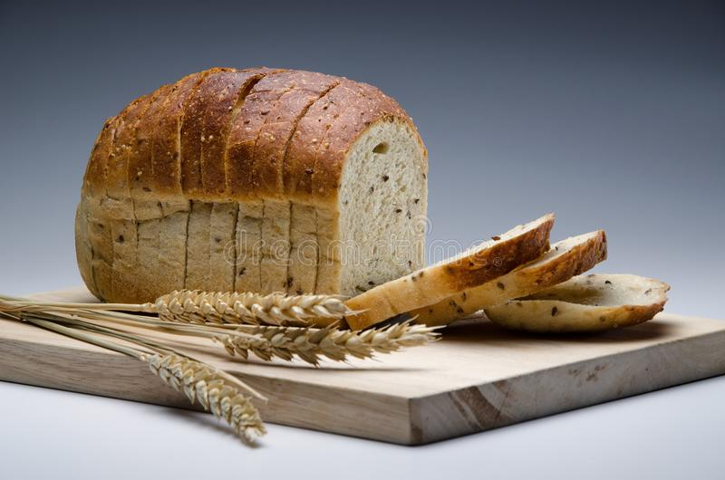 Pane di intero pasto fotografia stock libera da diritti
