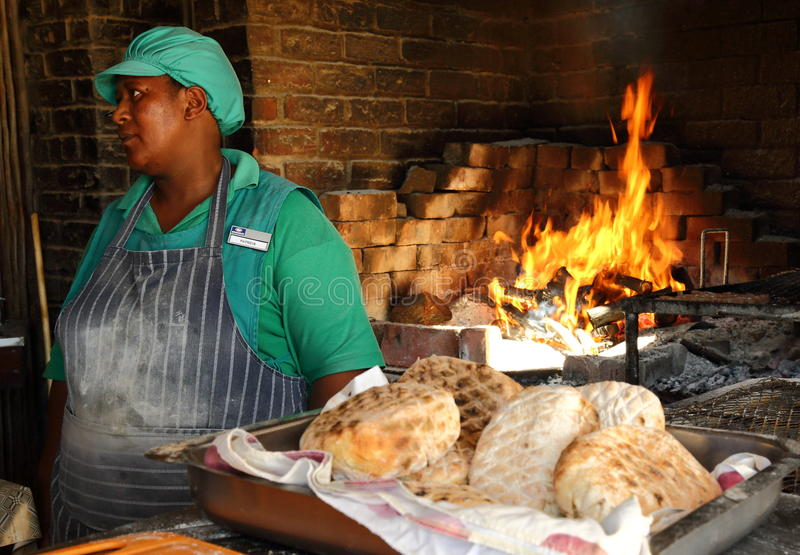 Pane di Nan, Sudafrica fotografia stock libera da diritti