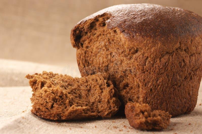 Pane di Rye immagini stock libere da diritti