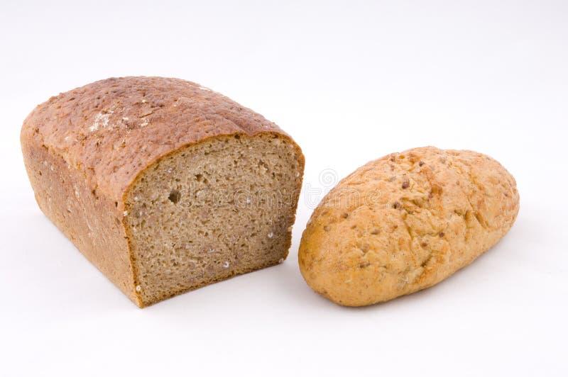 Pane e panino fotografia stock libera da diritti