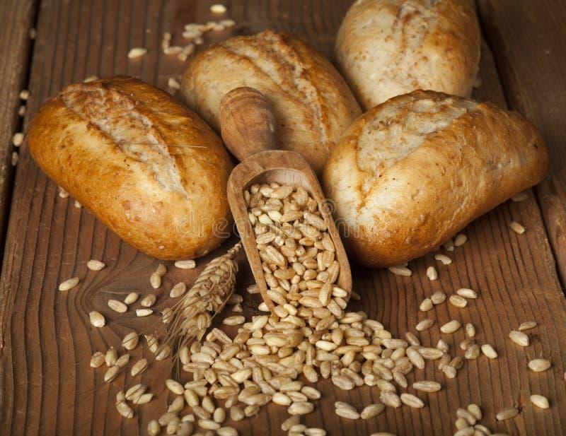Pane e Whead immagine stock