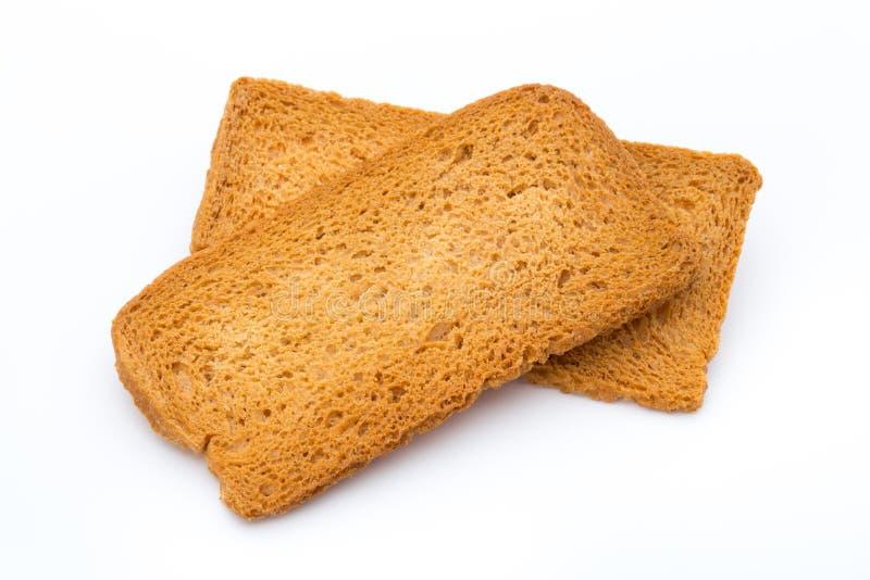 Pane tostato del pane fotografie stock libere da diritti