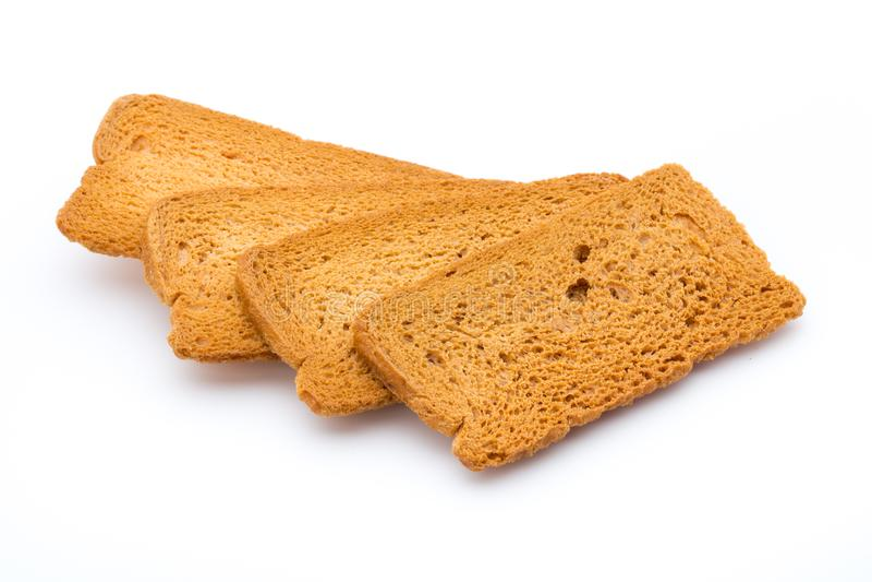 Pane tostato del pane immagini stock