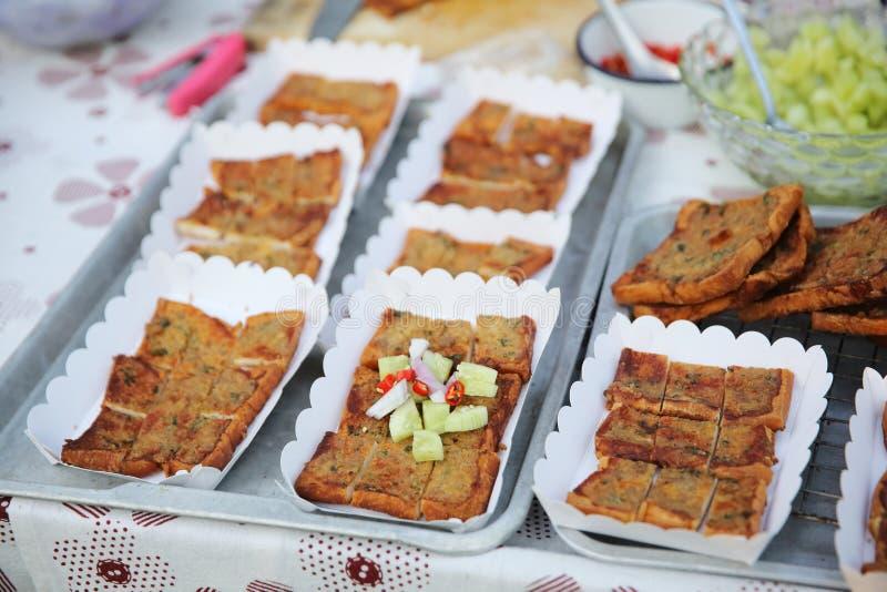 Pane tostato tritato della carne di maiale immagini stock