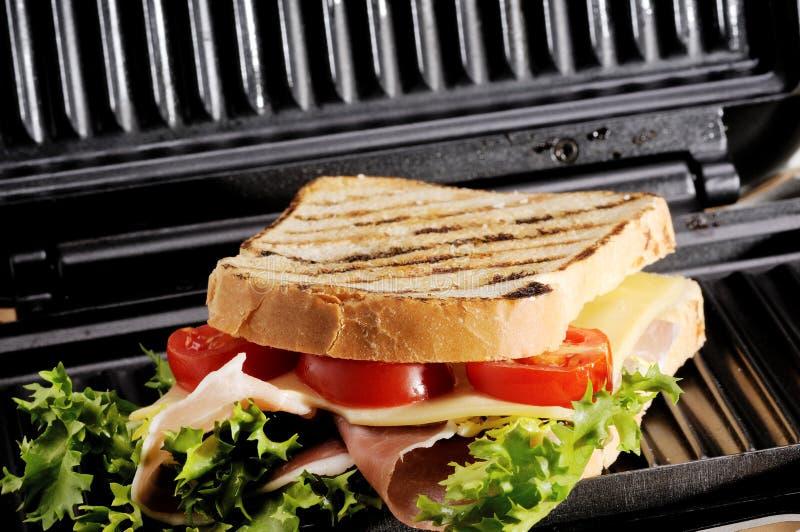 Pane tostato veloce immagini stock libere da diritti