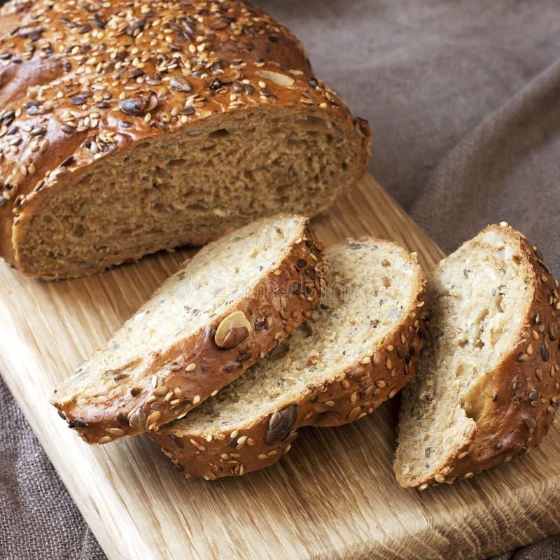 Pane tradizionale di recente cotto fotografie stock