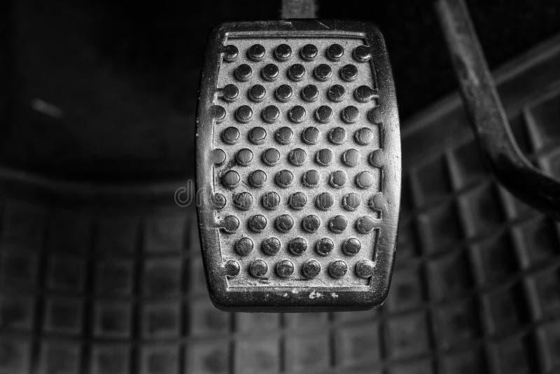 Panel de control del coche fotos de archivo