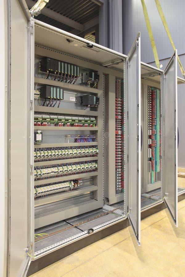 panel för atexautomationbräde arkivbilder