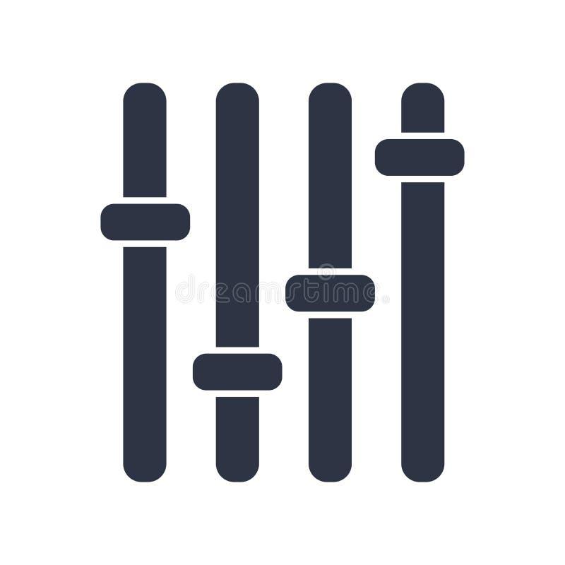 Panel ikony wektoru znak i symbol odizolowywający na białym tle, panelu logo pojęcie ilustracja wektor