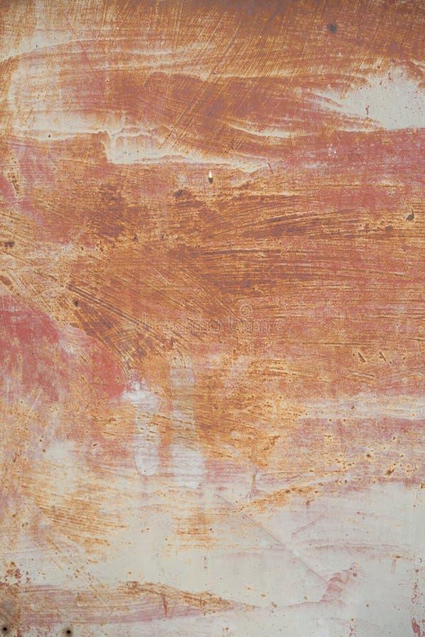 panel rdzewiejący metali obraz stock