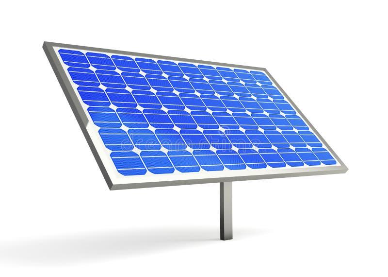 panel słoneczny ilustracji