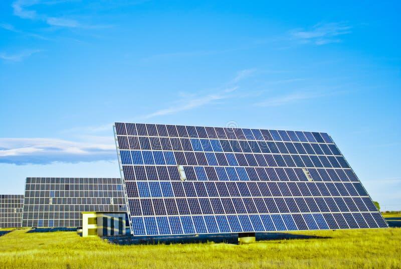 Panel Słoneczny PV zdjęcia stock