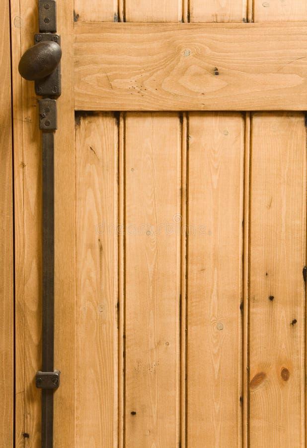 Paneling de madeira foto de stock royalty free