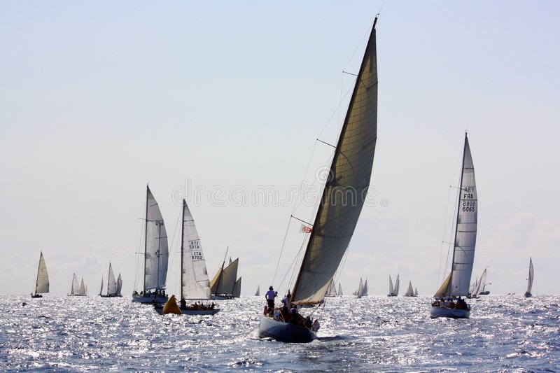 Download Panerai Classic Yachts Challenge 2008 Editorial Photography - Image: 6400322