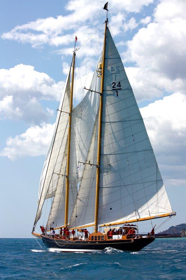 Free Panerai Classic Yachts Challenge 2008 Royalty Free Stock Photo - 6400445