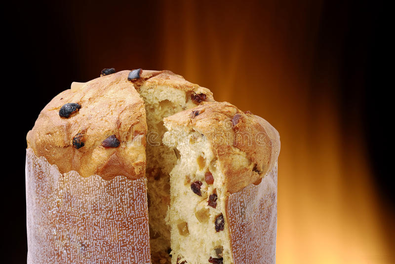 panettone obrazy royalty free