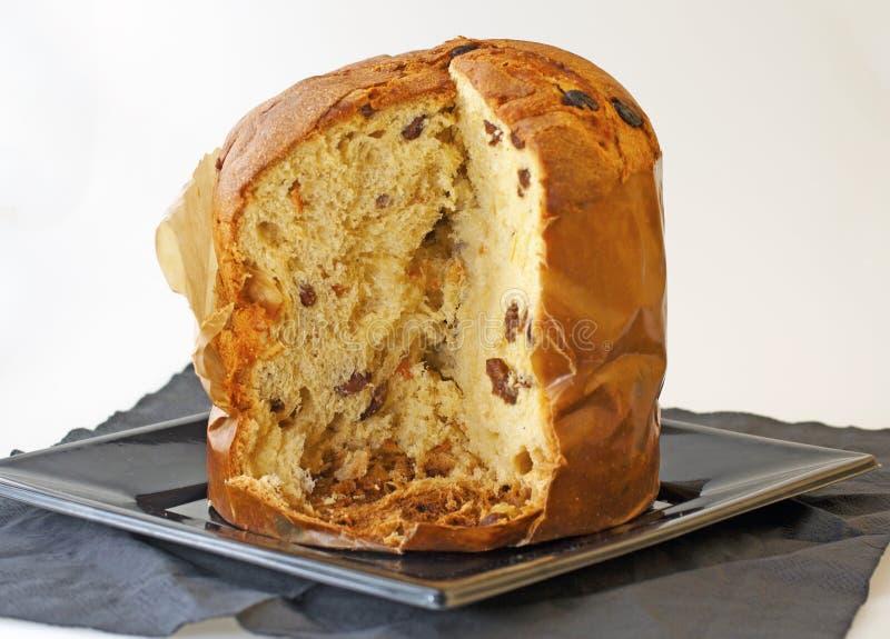 Download Panettone стоковое фото. изображение насчитывающей breadcrumbs - 17615212