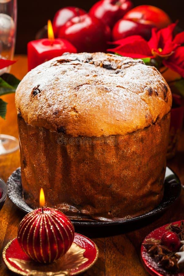 Download Panettone stock image. Image of dessert, cuisine, cake - 27972237