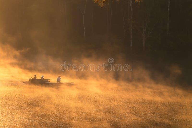 Pang Oung Lake Mae Hong Son ,Thailand. Pang Oung Lake Mae Hong Son in Thailand royalty free stock images