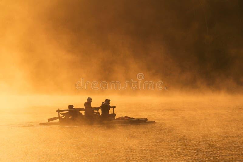 Download Pang Ung, Mae Hong Son Thailand Immagine Stock - Immagine di albero, scenico: 56885469