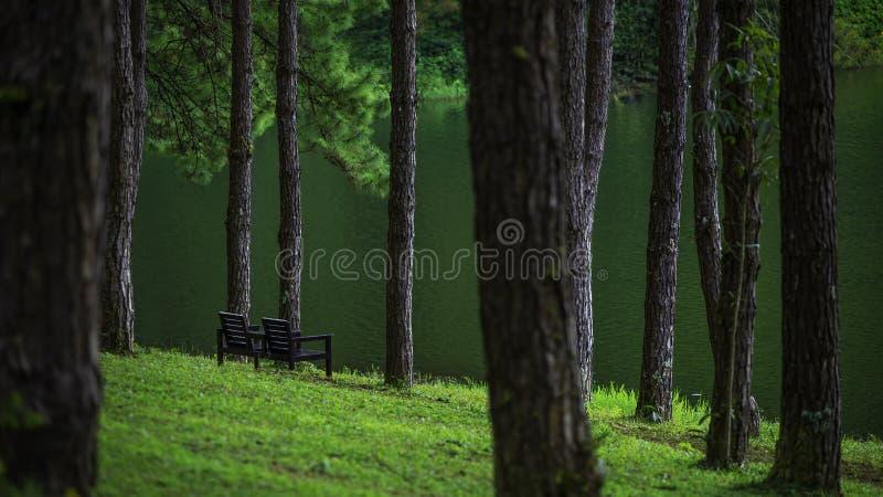 Pang Ung Resting Place fotografia stock
