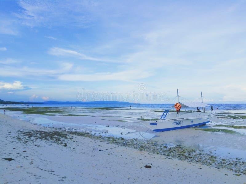 Panglao Bohol stock foto's