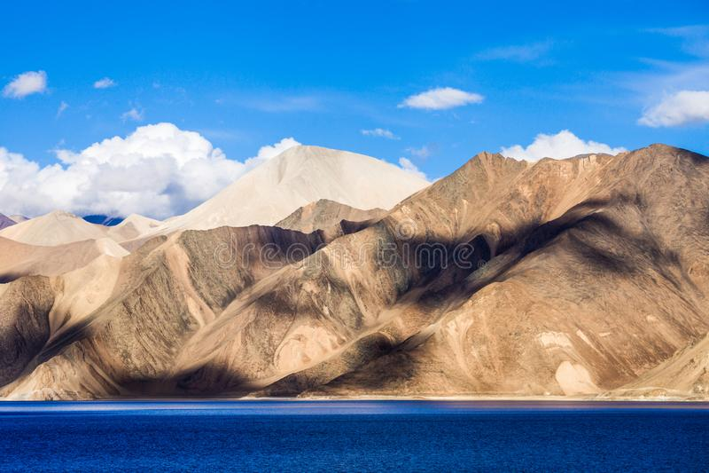 Pangong Lake royalty free stock photos