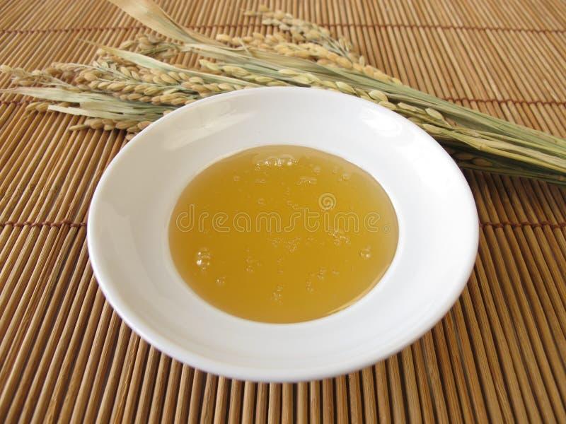 Panicles сиропа риса и риса стоковые фото