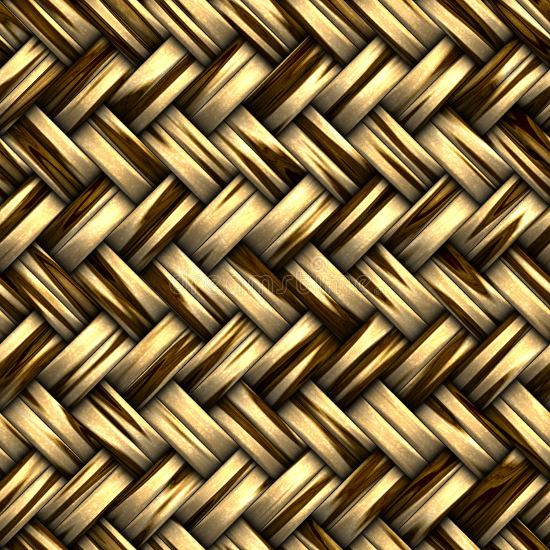 Download Panier en osier tissé illustration de vecteur. Illustration du texture - 8670283