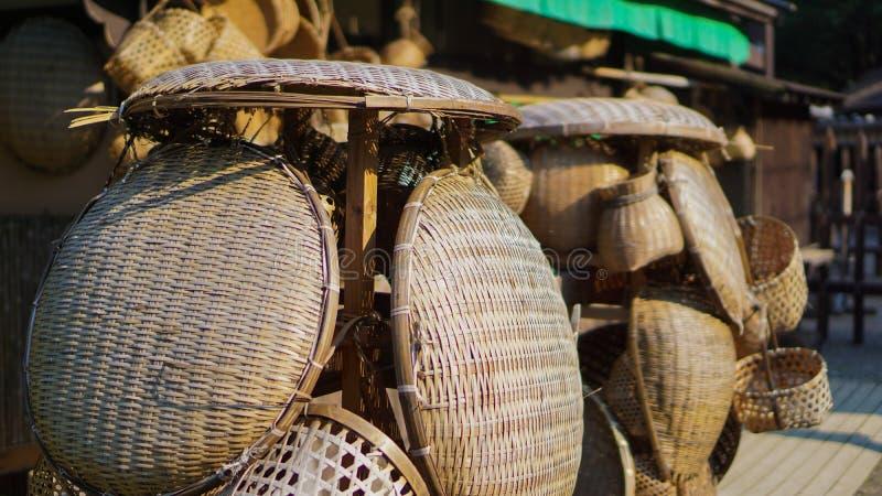 Paniers II photographie stock libre de droits