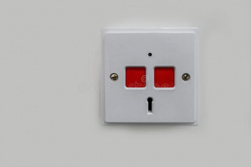 Paniki zmiana, nagłego wypadku kontakt dla twój alarma w nagłym wypadku obrazy stock