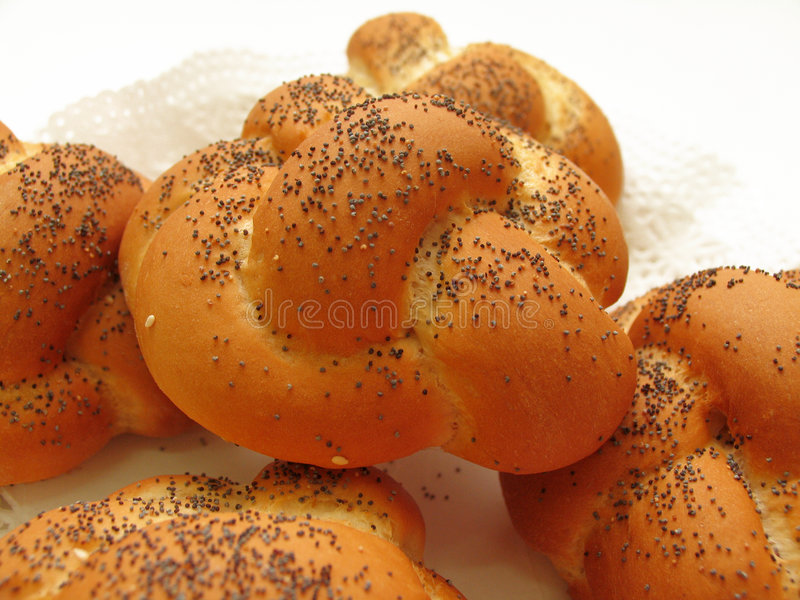Panini del pane fotografie stock libere da diritti