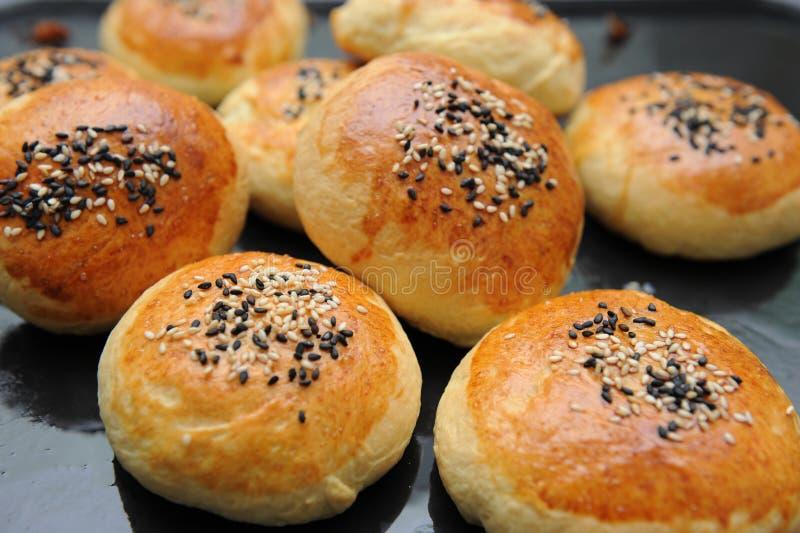 Panino del pane fotografia stock libera da diritti