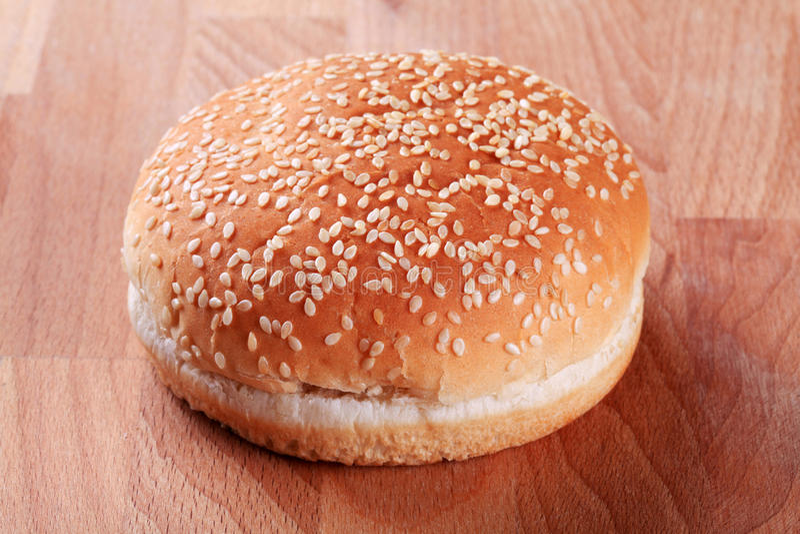 Panino di hamburger immagini stock libere da diritti